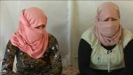 Entkommen aus der Sklaverei des IS