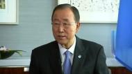 Ban Ki-moon zu den jüngsten Flüchtlings-Tragödien
