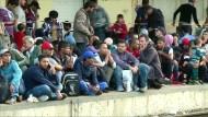 Bundesregierung zog mit Grenzkontrollen Notbremse