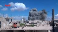 Russische Luftwaffe beginnt Einsätze in Syrien