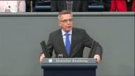 Flüchtlinge müssen sich an deutsches Recht halten