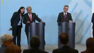 Vereinte Nationen rufen europäische Staaten zu mehr Solidarität auf