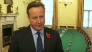 Cameron hält Bombe an Bord des russischen Flugzeugs für wahrscheinlich