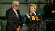 Deutschland beteiligt sich am Militäreinsatz in Syrien