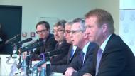 Innenminister billigen Einzelfallprüfung für Flüchtlinge