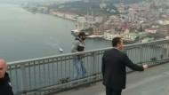 Erdogan soll Mann vor Selbstmord bewahrt haben