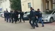 Türkische Polizei verhaftet mutmaßliche IS-Mitglieder