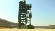 Nordkorea will Satelliten ins All schießen