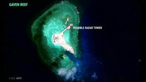 China verlegt Kampfjets auf umstrittene Insel im Südchina-Meer