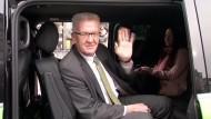 Kretschmann und die Grünen vor der CDU