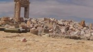 Auf Minensuche in Palmyra