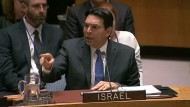 Eklat im Sicherheitsrat der Vereinten Nationen