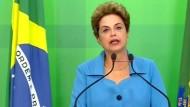 Rousseff will um Amt kämpfen und lehnt Neuwahlen ab