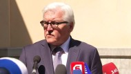 Steinmeier: Fortschritte bei den Ukraine-Gesprächen dringend notwendig
