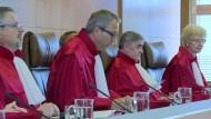 Verfassungsgericht billigt EZB-Rettungspolitik mit Auflagen