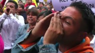 Zahlreiche Tote bei Lehrer-Protesten