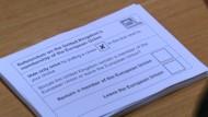 Briten stimmen über EU-Austritt ab - Wahllokale geöffnet