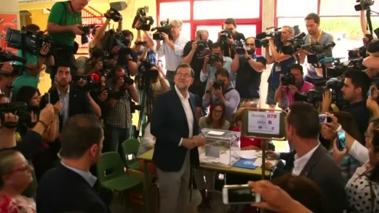Spanien wählt ein neues Parlament