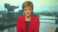 Schottlands Erste Ministerin betont enge Bindung an England