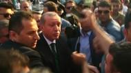 Regierung lässt Journalisten festnehmen