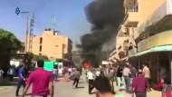 Tödlicher IS-Anschlag in Nordsyrien