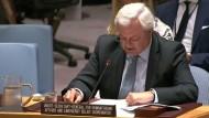 Abschlachten in Syrien ist sündhaft