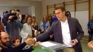 Konservative in Galizien mit absoluter Mehrheit