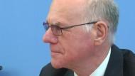 Lammert kandidiert 2017 nicht mehr für Bundestag