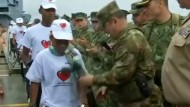 Zwei Dutzend kolumbianische ELN-Rebellen ergeben sich
