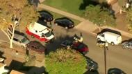 Schießerei nahe Wahllokal in Kalifornien
