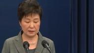 Antrag auf Amtsenthebung gegen südkoreanische Präsidentin Park
