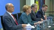Bund und Länder klären Details der Finanzreform