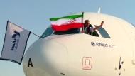 180 neue Flugzeuge für Iran
