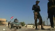 Irakische Armee rückt in Mossul weiter vor