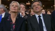 Penelopegate raubt Fillon Rückhalt bei den Franzosen