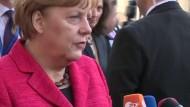 Merkel: Müssen Schmuggler und Schlepper stoppen