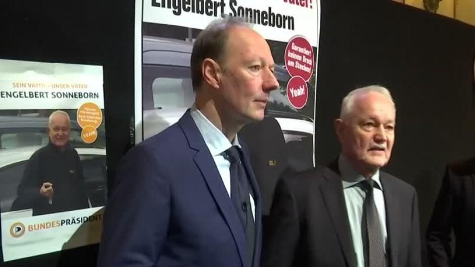 Papa Sonneborn for President!