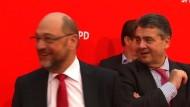 SPD spricht von Schmutzkampagne gegen Schulz