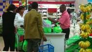 Kenia verbietet Plastiktüten