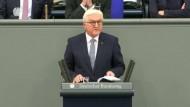 Bundespräsident Steinmeier richtet deutliche Worte an Erdogan