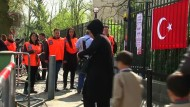 Stimmabgabe für im Ausland lebenden Türken endet