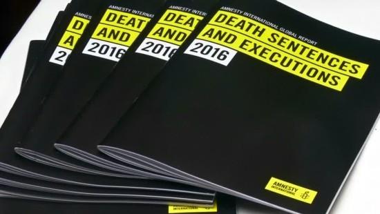2016 weniger Hinrichtungen, aber mehr Todesurteile