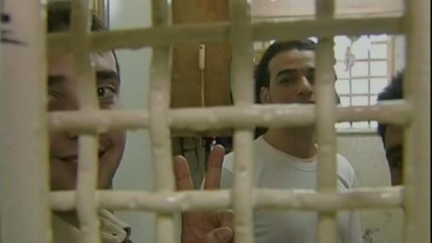 Hunderte inhaftierte Palästinenser im Hungerstreik