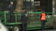 Kölner Polizei bereitet sich auf Großeinsatz vor