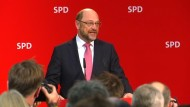 Enttäuschte SPD