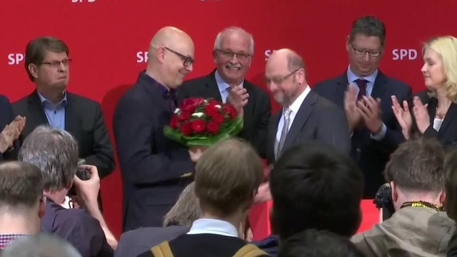 SPD leckt ihre Wunden