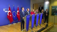 Türkei soll Menschnrechte einhalten