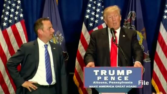 Trump entlässt Stabschef Priebus