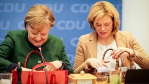 """""""Dieses Angela-Merkel-Bashing kann ich nicht mehr nachvollziehen"""""""