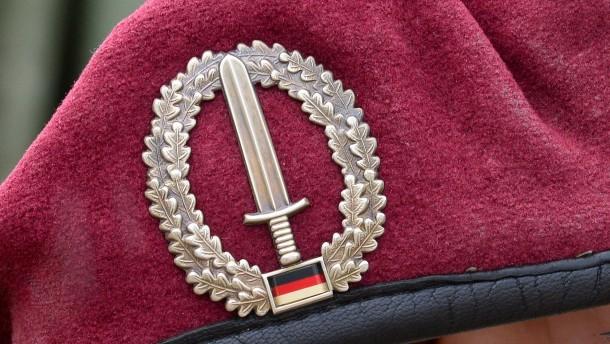 KSK-Soldat wieder auf freiem Fuß